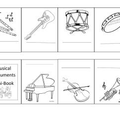 Musical Instruments Vocabulary Worksheets   Printable Worksheets and  Activities for Teachers [ 1080 x 1527 Pixel ]