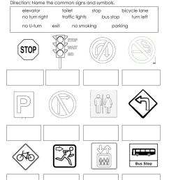 Signs and Symbols - English ESL Worksheets for distance learning and  physical classrooms [ 1079 x 763 Pixel ]