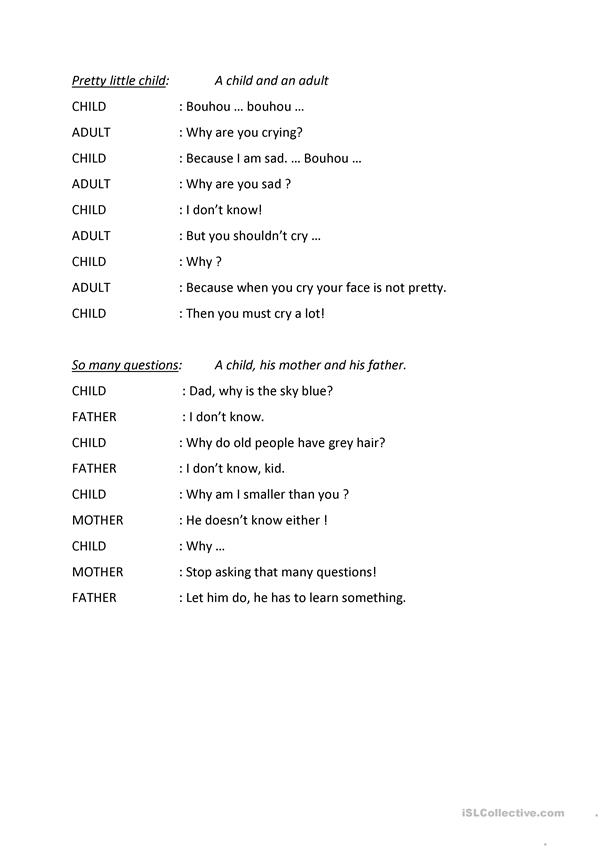 Funny Dialogues In English Between Teacher And Student : funny, dialogues, english, between, teacher, student, Funny, Dialogues, English, Worksheets, Distance, Learning, Physical, Classrooms