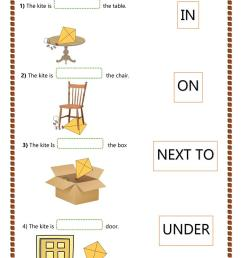 Prepositions of Place - Kids - English ESL Worksheets for distance learning  and physical classrooms [ 1079 x 763 Pixel ]
