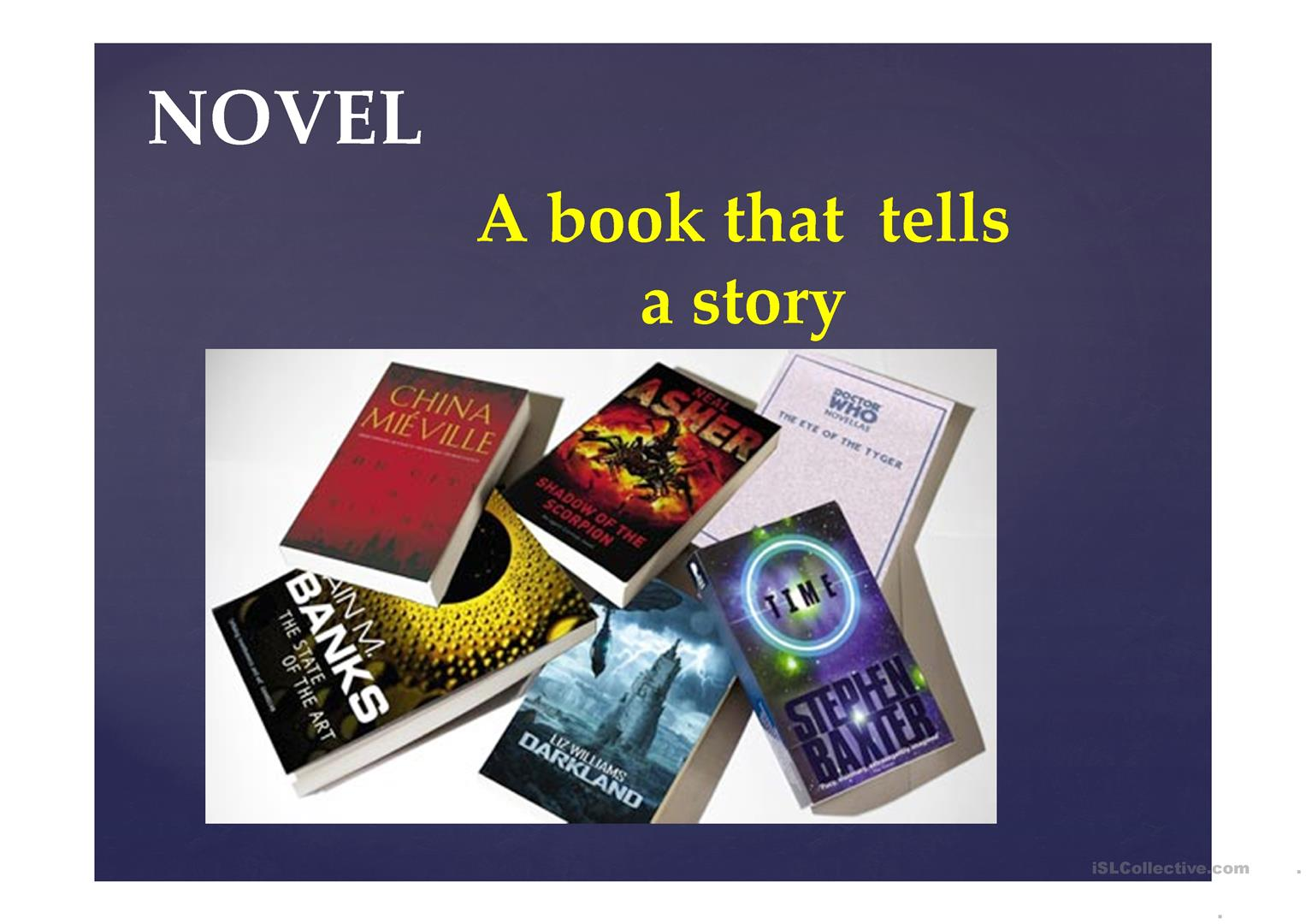 Literary Genres And Types Of Books