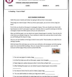 Recycling - Reusing - 4 pages Full Worksheet - English ESL Worksheets for  distance learning and physical classrooms [ 1079 x 763 Pixel ]