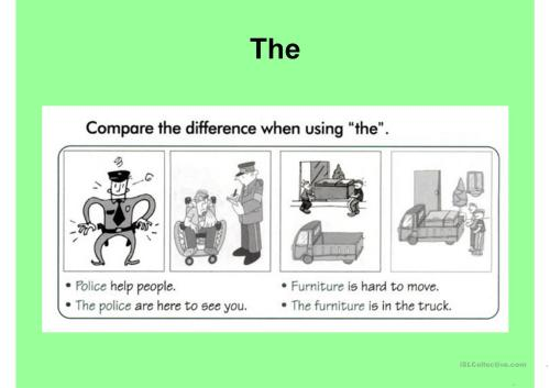 small resolution of Worksheet On Determiners   Printable Worksheets and Activities for  Teachers