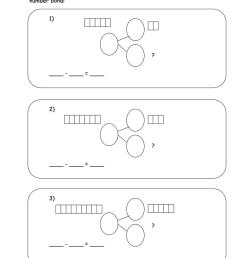 Subtract with number bond - English ESL Worksheets for distance learning  and physical classrooms [ 1079 x 763 Pixel ]