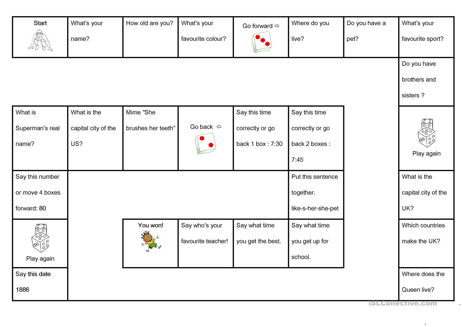 Revision Game A2