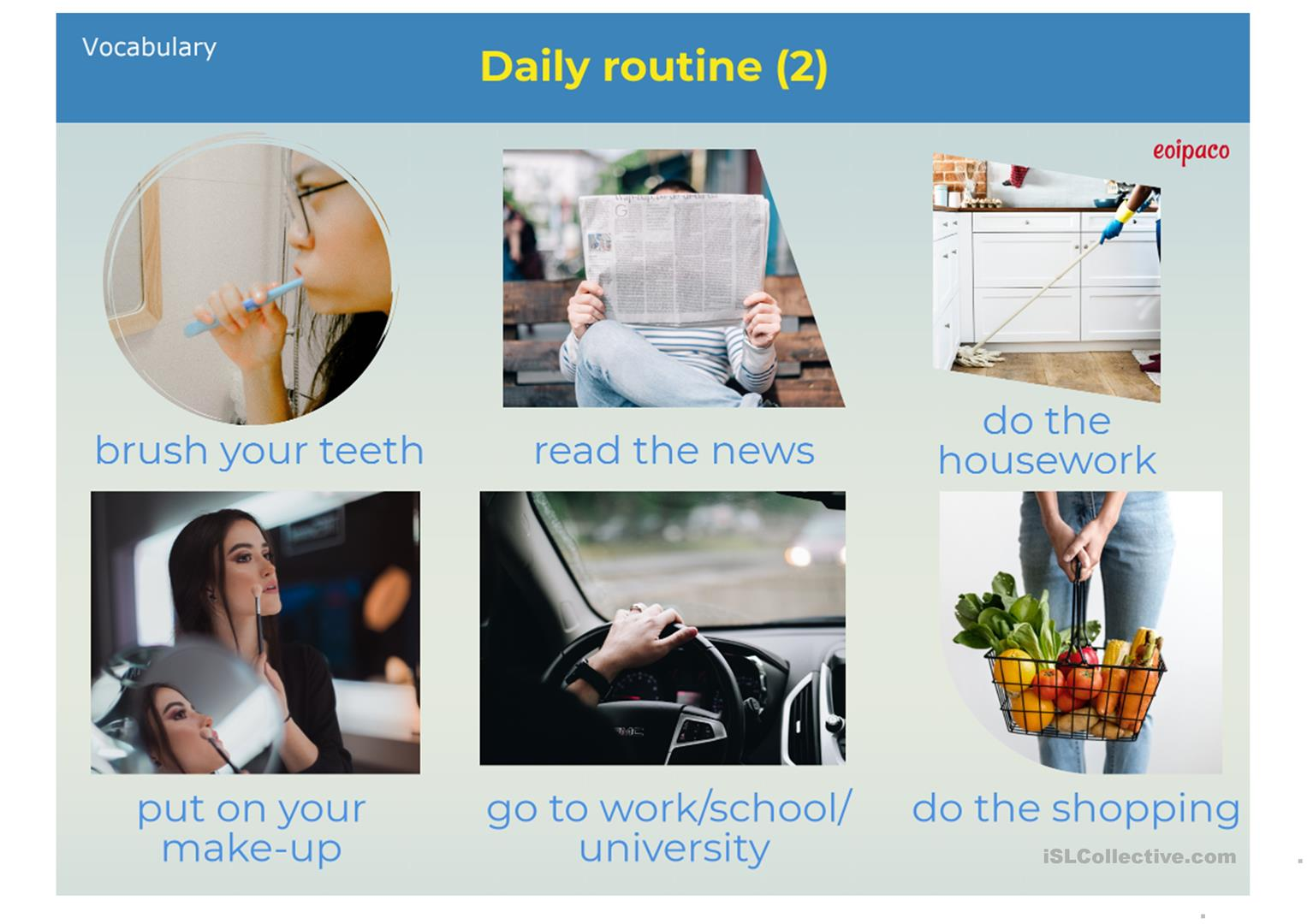Daily Routine 2