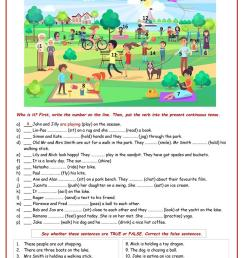 Present continuous tense practice. - English ESL Worksheets for distance  learning and physical classrooms [ 1079 x 763 Pixel ]