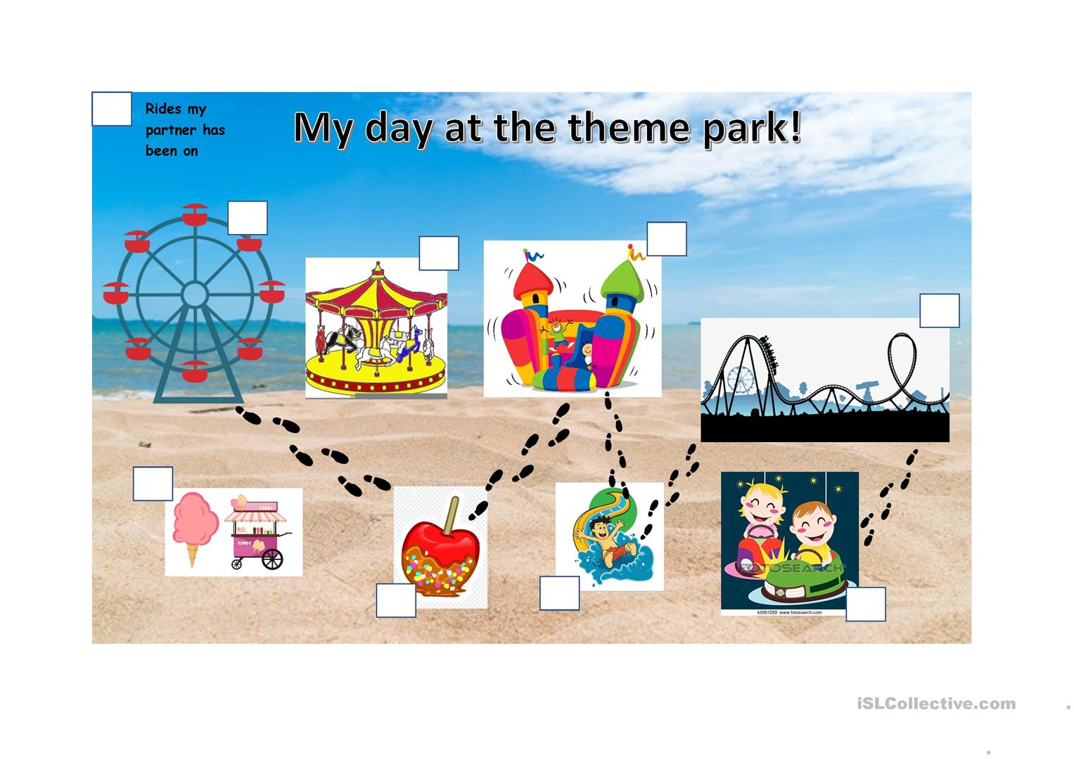 Theme Parks And Present Perfect With Yet And Already Role