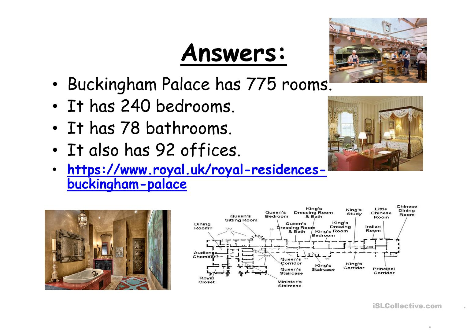 Virtual Tours Of Buckingham Palace And Windsor Castle And
