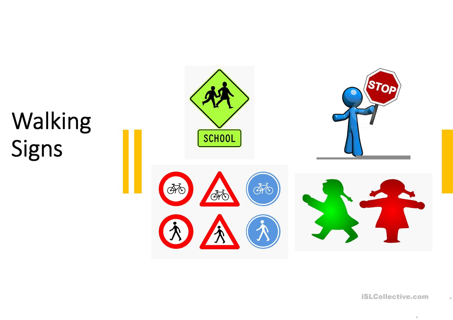 Traffic Lights And Signs