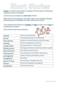 All Worksheets  Story Elements Worksheets