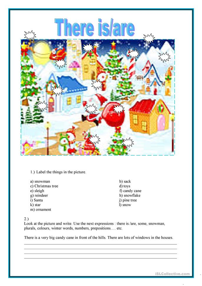 There Isare Worksheet  Free Esl Printable Worksheets Made By Teachers