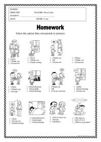 Printables. Spanish Greetings And Goodbyes Worksheets ...
