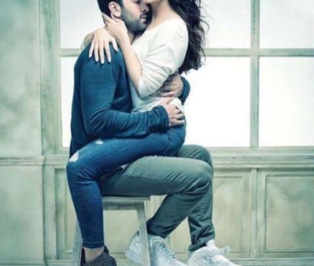 Raqnbir Kapoor With Aishwarya Rai Bachchan Hot Photoshoot