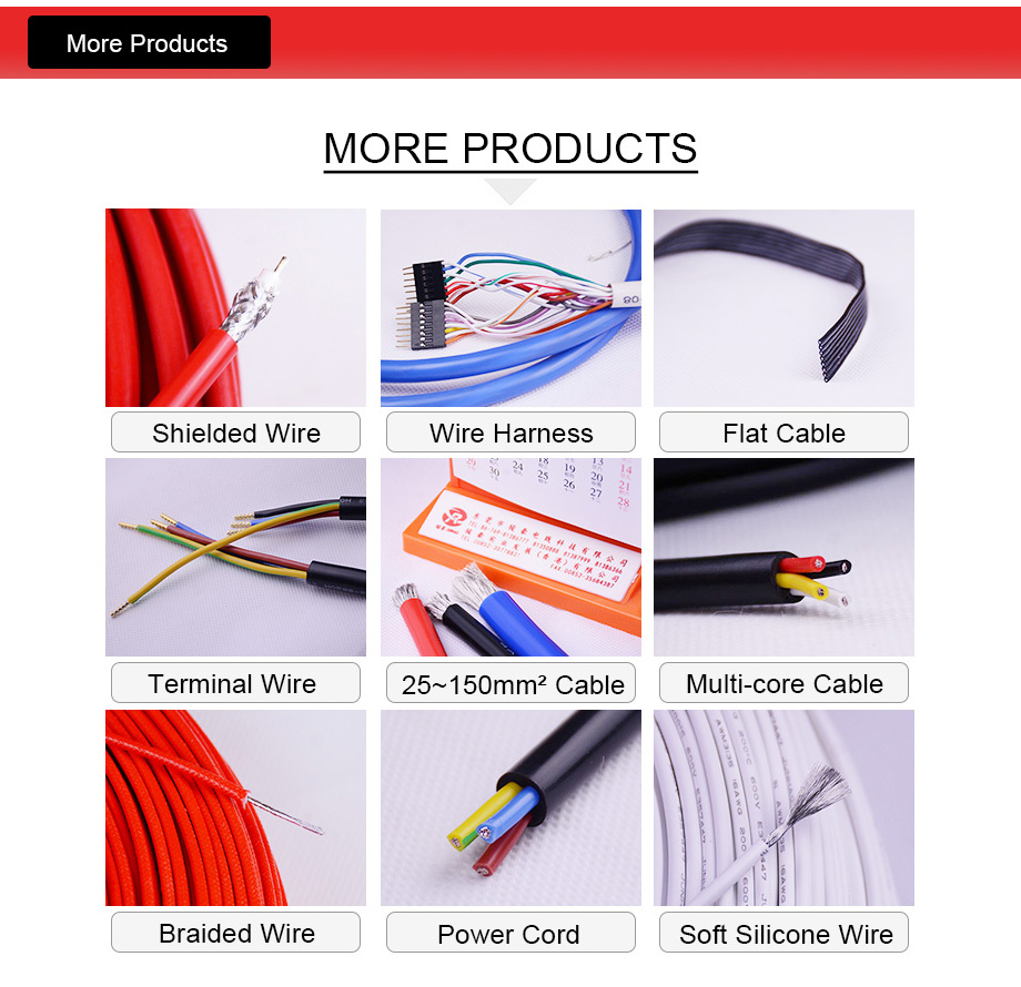 medium resolution of jacket color bule according to customer requirements product packing according to customer requirements we can produce wire harness according to the