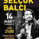 Selçuk Balcı performance at 'Bostancı Gösteri Merkezi'
