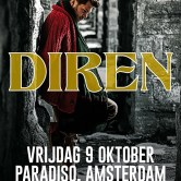 Diren performance in Amsterdam