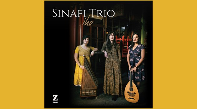 DEBUT ALBUM OF SİNAFİ TRİO