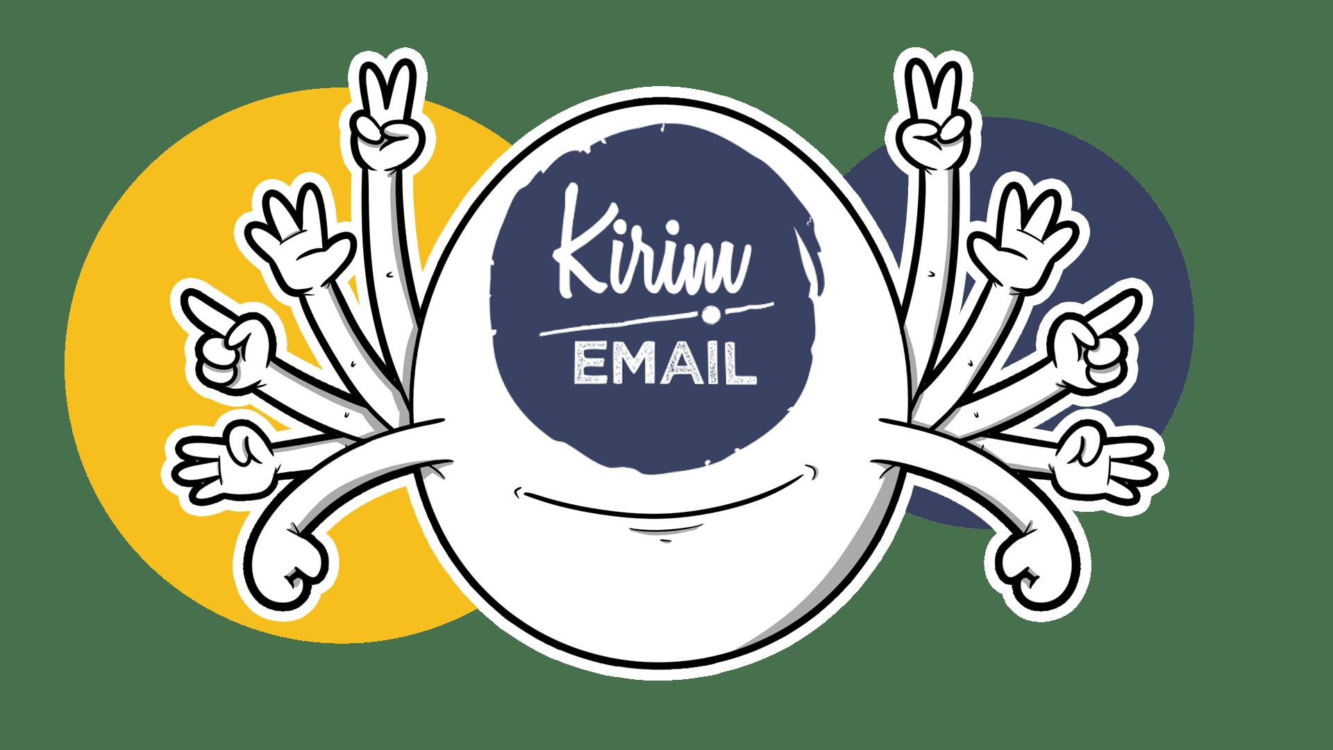KIRIM.EMAIL Agency Account - OTP 8