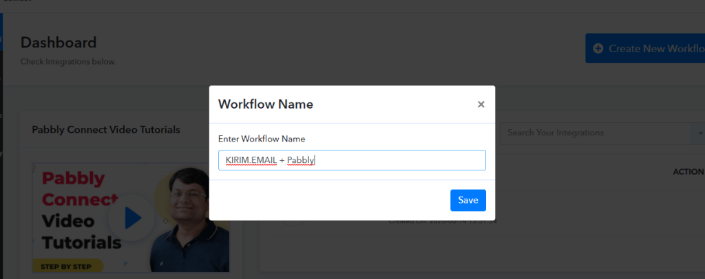 How to use Pabbly Connect to Integrate Apps with KIRIM.EMAIL 4