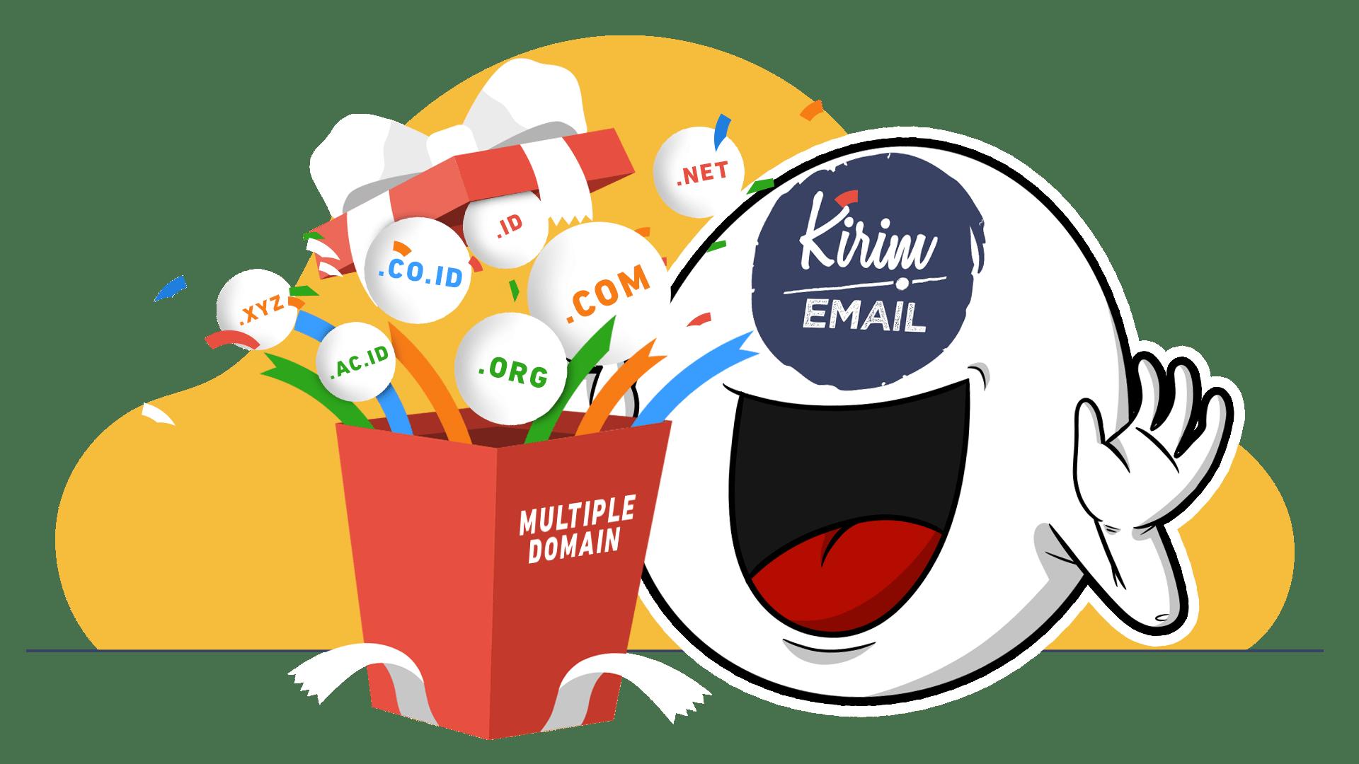 KIRIM.EMAIL - Email Marketing & Marketing Automation 2