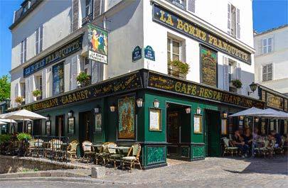 la bonne franquette restaurant paris