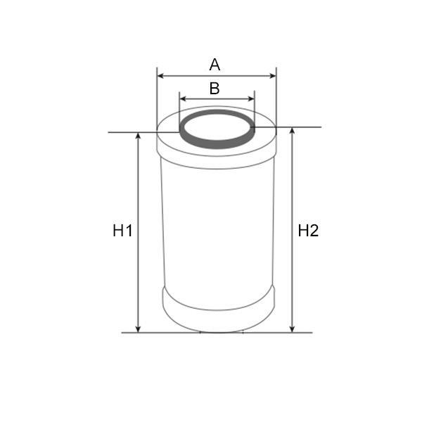 david brown fuel filter