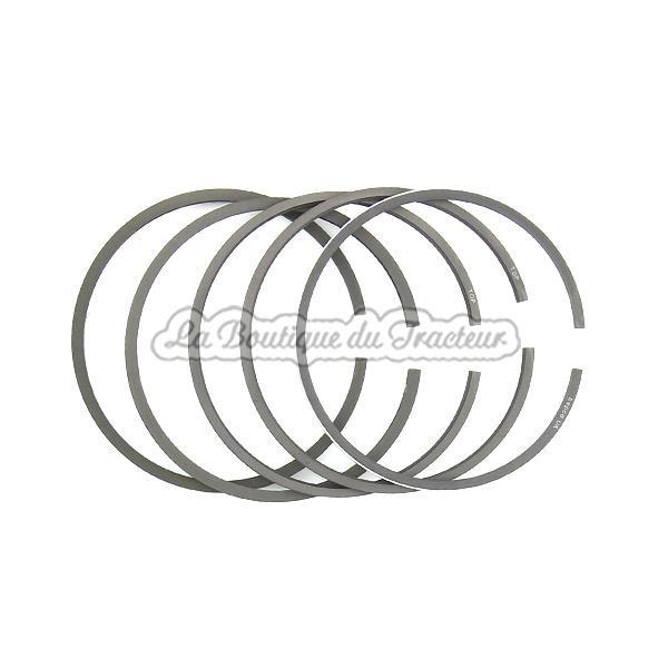 Jeu de segments (1 cylindre) IH 434, 444, 384, 238, B414