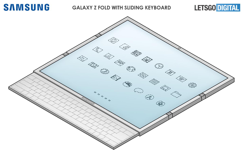 Samsung Galaxy Z Fold 3 foldable smartphone