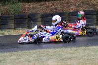 Sebastian Schwendt at the ADAC Kartmasters with Mach1 Kart