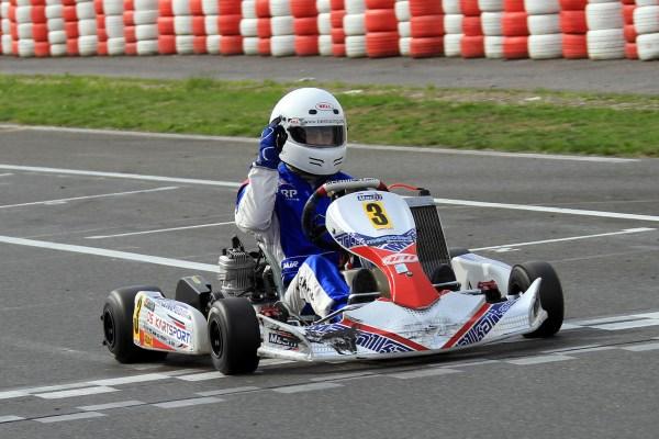 Another ADAC Kart Masters title for Mach1 Kart Mach1 Kart