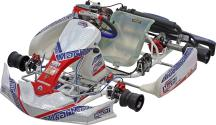 Mach1 FIA9 2014 with Rotax MAX senior
