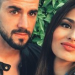 The photograph of Isco's couple breastfeeding that moved Instagram