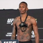 Are they indications?  Israel Adesanya's Spectacular Health Elevating UFC Rumors