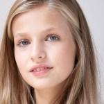 Watch the change of Princess Leonor