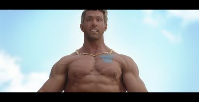 Free Guy Trailer: Dude, a muscular villain played by Ryan Reynolds!