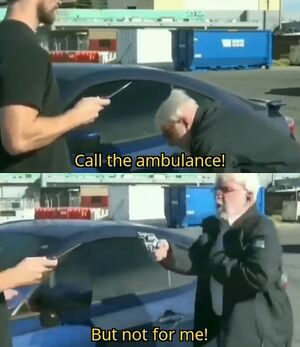 Call An Ambulance But Not For Me - Meming Wiki