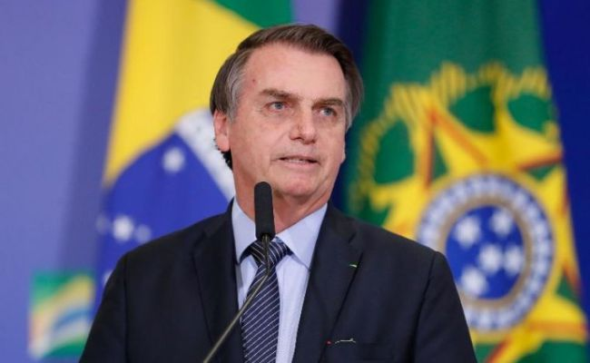 Eat Less Poop Every Other Day Suggests Bolsonaro If You
