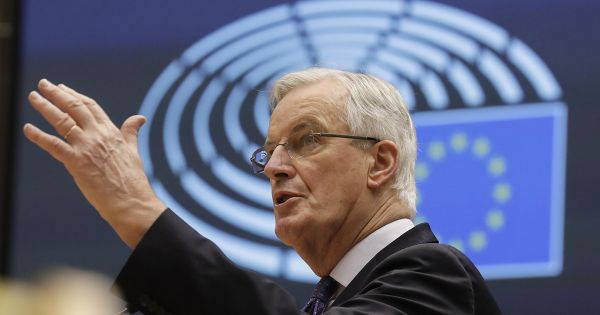 EU expected to unanimously support the massive free trade deal struck with UK