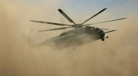 NATO COPTER CRASHES IN SOUTHERN AFGHANISTAN