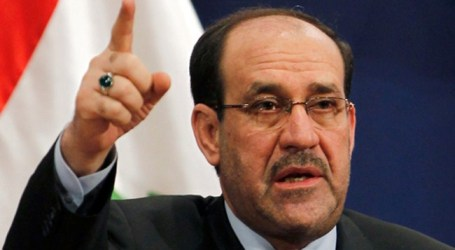 MILITANTS HAVE NOWHERE TO HIDE: IRAQI PREMIER