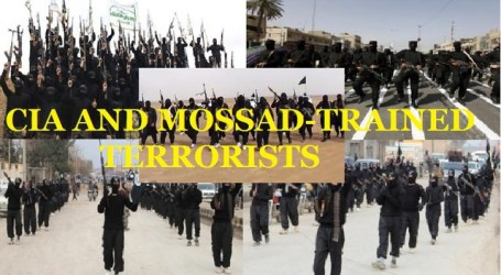 ZIONISTS AND IMPERIALISTS USE AL-QAEDA AND ISIL TERRORISTS TO GET IRAQI OIL