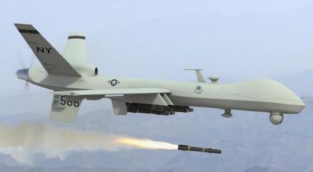 US ASSASSINATION DRONES KILL FIVE IN PAKISTAN