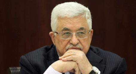 ISRAEL COMMITTING GENOCIDE IN GAZA : ABBAS
