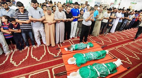 CIVILIAN CASUALTIES GROW IN ISRAELI AERIAL AND GROUND ATTACKS ON GAZA