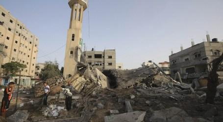 EGYPT CALLS FOR ISRAELI-GAZA CEASEFIRE