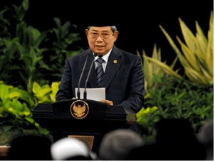 INDONESIA GIVES REAL SUPPORT TO PALESTINIANS: SBY