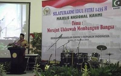"""INDONESIA PRACTISES """"RAHMANI"""" LEADERSHIP"""