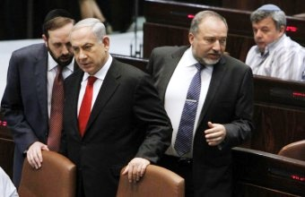 HALF OF ISRAELI POLITICAL-SECURITY CABINET OPPOSES CEASEFIRE AGREEMENT