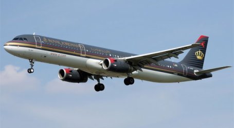 ROYAL JORDANIAN CANCELS FLIGHT TO TEL AVIV